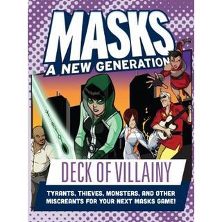 Masks: A New Generation Deck of Villainy