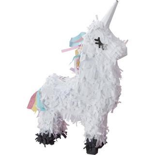 Ginger Ray Piñata Unicorn White