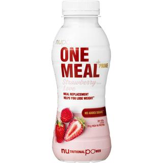 Nupo One Meal +Prime Shake Strawberry 330ml