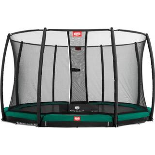 Berg Champion InGround 430cm + Safety Net Deluxe