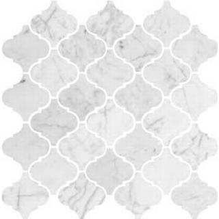 Bricmate U Baroque Carrara Polished 34110 27.5x27.5cm