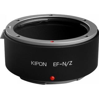Kipon Adapter Canon EF to Nikon Z Objektivadapter
