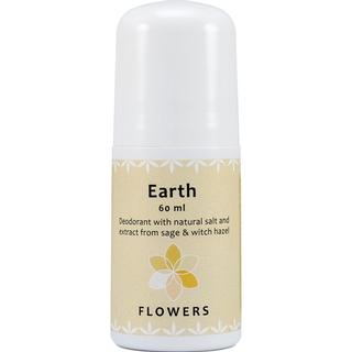 Flowers Earth Deo Roll-on 60ml