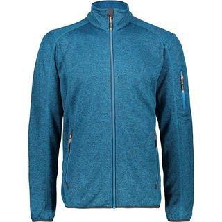 CMP Fleece Jacket - Teal/Anthracite