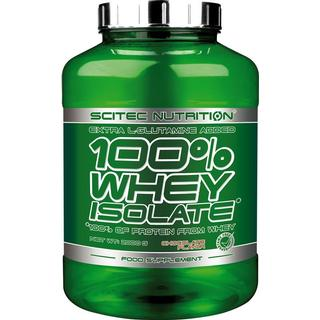 Scitec Nutrition 100% Whey Isolate Chocolate 2kg