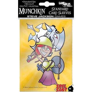 Munchkin Standard Card Sleeves Flower 50 Pack