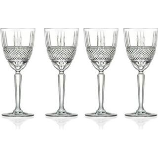 Lyngby Brilliant Vitvinsglas 23 cl 4 st
