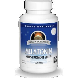 Source Naturals Sleep Science Melatonin 100 st