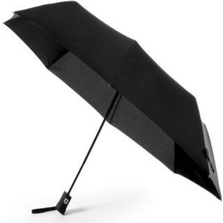 BigBuy Foldable Umbrella Black (144601)