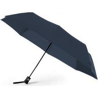 BigBuy Foldable Umbrella Navy Blue (144601)