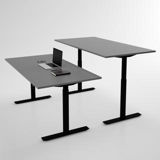 Direkt Interiör Höj- och sänkbart 120cm Skrivbord