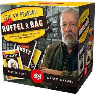 Alga Leif GW Persson GW's Ruffle & Bow Qube