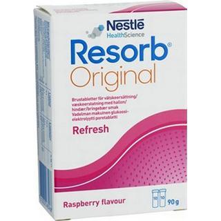 Nestle Resorb Original Hallon 20 st