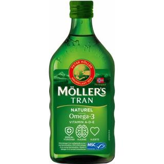 Möllers Tran Naturel 250ml