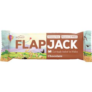Brynmor Flapjack Chocolate 80g