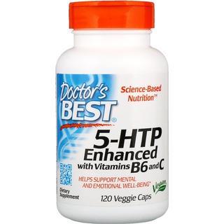 Doctors Best Enhanced with Vitamins B6 & C 120 st