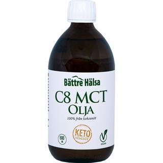 Bättre hälsa C8 MCT Olja 500ml