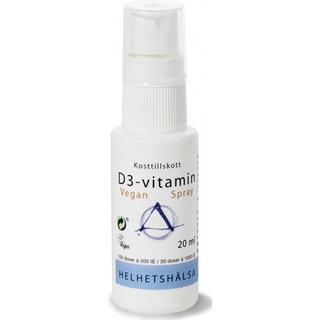 Helhetshälsa D3-Vitamin Vegan Spray 20ml