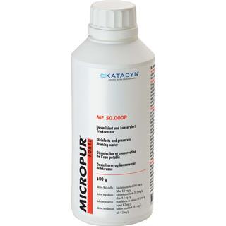 Katadyn Micropur Forte MF 50'000P 500g
