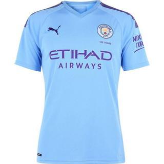 Puma Manchester City Home Replica Jersey 19/20 Sr