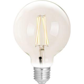 Wiz G95 Filament Whites Clear LED Lamps 6.5W E27
