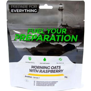 Fuel Your Preparation Morning Oats with Raspberry 70g