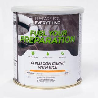 Fuel Your Preparation Chilli Con Carne with Rice 800g