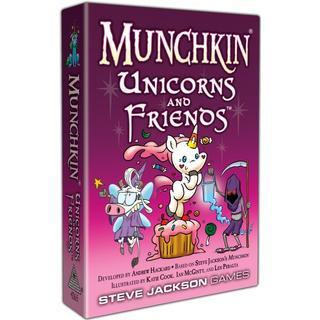 Steve Jackson Games Munchkin: Unicorns &Friends