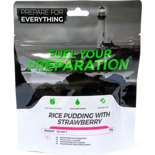 Fuel Your Preparation Rice Pudding with Strawberry 70g