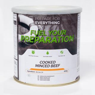 Fuel Your Preparation Cooked Minced Beef 800g