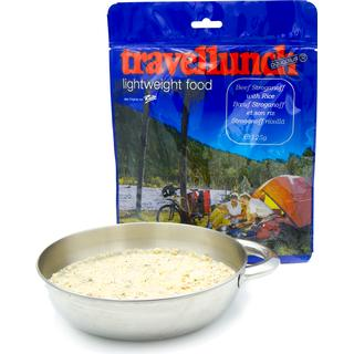 Travel Lunch Beef Stroganoff with Rice 250g