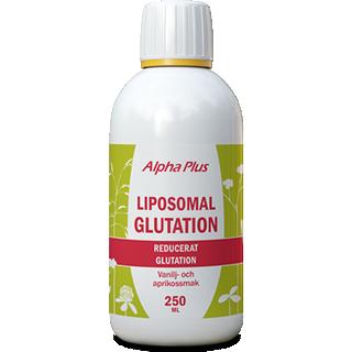 Alpha Plus Liposomal Glutation 250ml