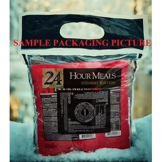 24 Hour Meals Menu 3 F303 959g