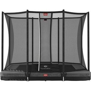 Berg Ultim Favorit InGround 280x190cm + Safety Net Comfort