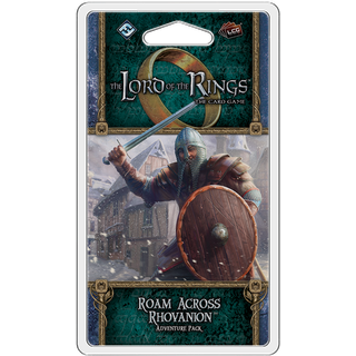 Fantasy Flight Games The Lord of the Rings: Roam Across Rhovanion