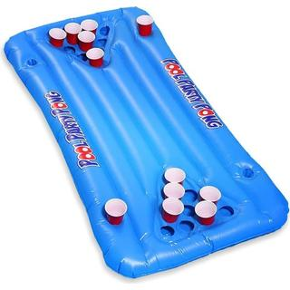 MikaMax Drinking Game Inflatable Beer Pong