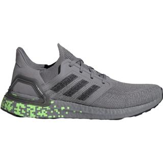 Adidas UltraBOOST 20 M - Gray Three/Core Black/Signal Green