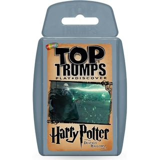 Winning Moves Ltd Harry Potter & The Deathly Hallows Part 2 Top Trumps