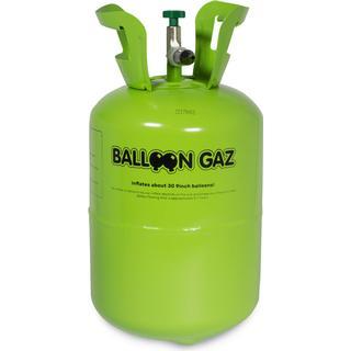 Folat Helium Gas Cylinder 30 Balloons Green