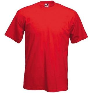Fruit of the Loom Short Sleeve T-shirt - Red