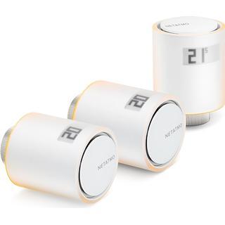 Netatmo Smart Radiator Thermostat 3-pack