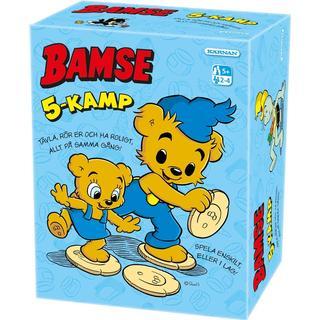 Kärnan Bamse 5-Camp