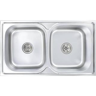 vidaXL Kitchen Sink (145074)