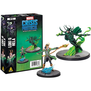 Marvel Crisis Protocol: Loki & Hela