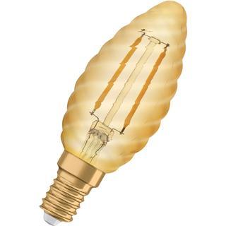 Osram 1906 CLAS BW 12 2400K LED Lamps 1.5W E14