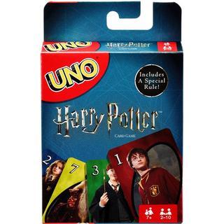 Mattel UNO Harry Potter Card Game