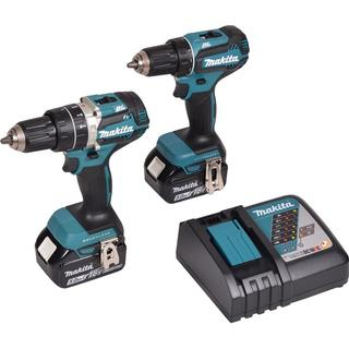 Makita DLX2305TJ Set (2x5.0Ah)