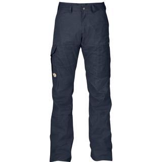 Fjällräven Karl Pro Trousers Long - Dark Navy