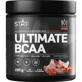 Star Nutrition Ultimate BCAA Candy Cola 285g