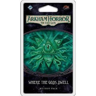 Fantasy Flight Games Arkham Horror: Where the Gods Dwell Mythos Pack